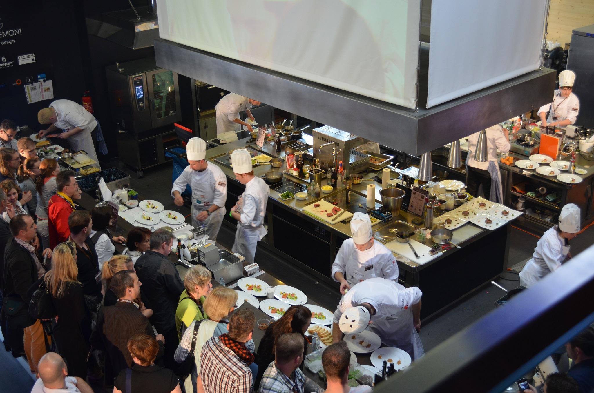 Vorentscheid Koch des Jahres in Köln